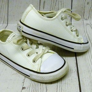 Converse All Star OX Toddlers Shoe Size 7 Low Top